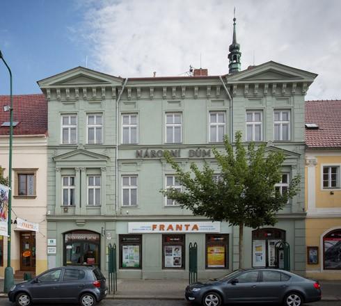 Turistické informační centrum Národní dům