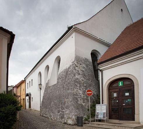 Turistické informační centrum Zadní synagoga