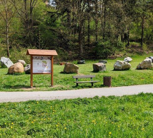 Geostezka v Týnském údolí